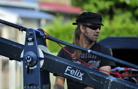 Thorsten Querner, key/dolly grip, Cologne