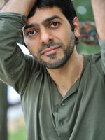 Arash Beigi Khusani, actor, Hamburg