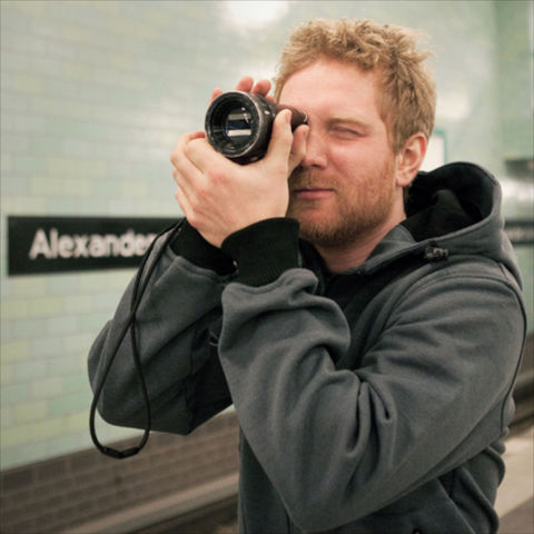 Markus Kloth, director of photography, 2nd unit dop, camera operator, Leipzig