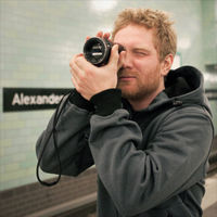 Markus Kloth, director of photography, 2nd unit dop, camera operator, Halle