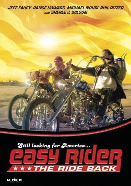 Easy Rider - The Ride Back
