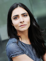 Pegah Ferydoni, actor, Berlin
