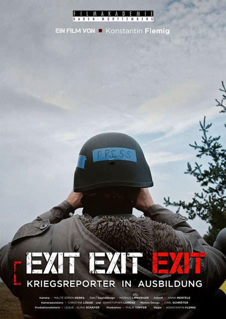 Exit Exit Exit COVER | © Filmakademie Baden-Württemberg