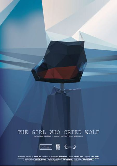 Poster The Girl Who Cried Wolf