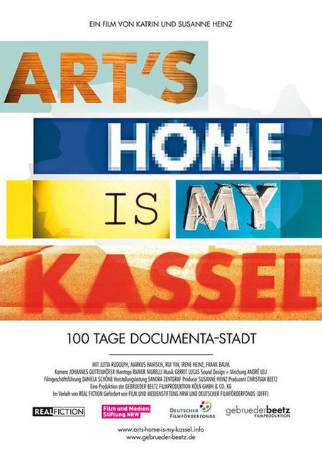 ART'S HOME IS MY KASSEL