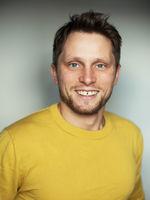 Sascha Jähnert, actor, Berlin