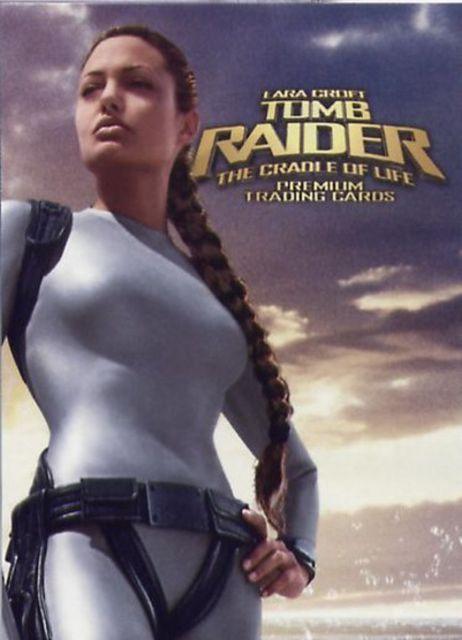 Lara Croft Tomb Raider The Cradle Of Life Feature Film 2003