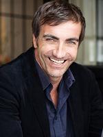 Fred Lobin, actor, Hamburg