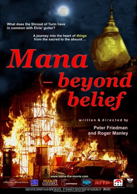 mana-beyond belief | © strange attractions nyc