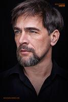 Wolfgang Krewe, actor, puppeteer, Berlin