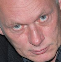 Frank Hoelz, actor, Bochum