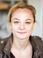 Lena Baader, actor, speaker, presenter, München
