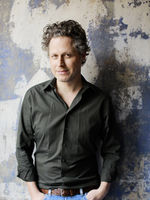 Jörn Knebel, actor, Hamburg