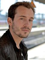 Andreas Zahn, actor, München