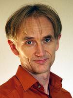 Erik Rastetter, actor, speaker, comedian, cabaret artist, Karlsruhe