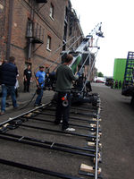 Florian Al Salk, grip assistant, key/dolly grip, Berlin