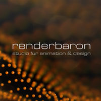 renderbaron: 2D Animation, 3D Animation, Compositing, Computergrafik, Creative Direction (Animation), Motion Design, VFX Supervising