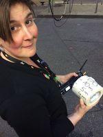 Anna Schenk, first assistant camera, 2nd unit dop, Berlin