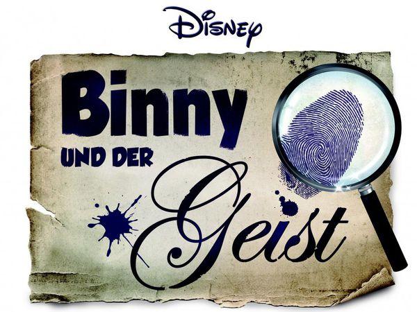 Binny Und Der Geist Tv Serie 2013 Crew United