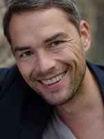 Markus Kunze, actor, Berlin