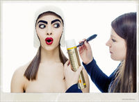 Manuela Watschkow, makeup artist / hair stylist, Dresden
