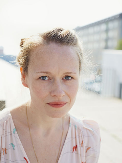Anja Schneider, actress, Berlin