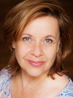 Angelika Hart, actor, speaker, Stuttgart