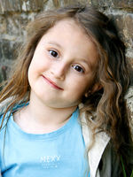Alicia Schollbach, kid actor, Berlin