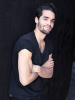 Max Befort, actor, London