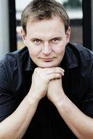 Devid Striesow, actor, Berlin