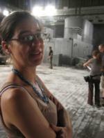 Line Weichmann, assistant costume designer, wardrobe, München