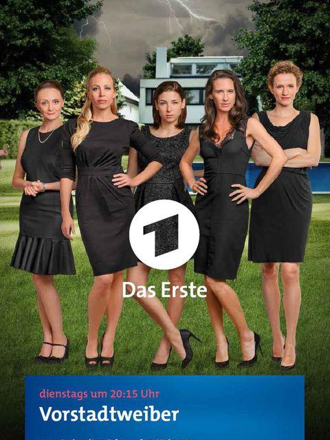 Vorstadtweiber Tv Series 2014 2020 Crew United