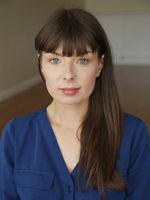 Stefanie Tiedtke, actor, Berlin
