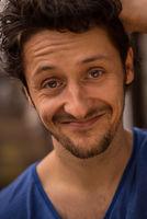 Sören Vogelsang, actor, Berlin
