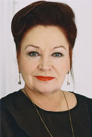 Roswitha Dost, actor, Berlin