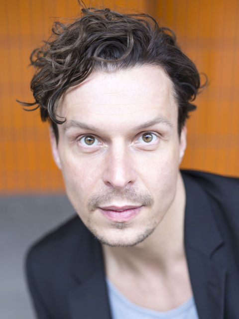 Nico Josef Zitek, actor, voice actor, Berlin