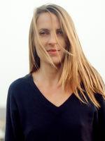 Maria Hengge, actor, speaker, Berlin