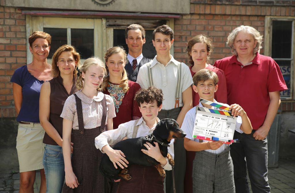 Kästner Und Der Kleine Dienstag Film