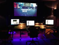 Cine Sound Studio - Karsten Ray: Rerecording, Original Sound Editing, Sound Design, adr, Foleys, Sound Editing, Recording Studio