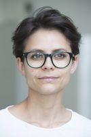 Franziska Knoll, makeup artist / hair stylist, wig maker, puppets maker, Berlin