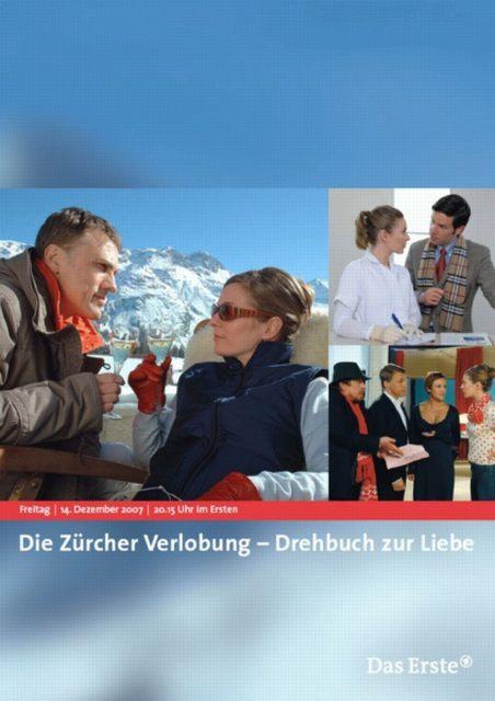 Die Zürcher Verlobung Drehbuch Zur Liebe Tv Film 2007 Crew United