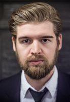 Alex van Ric, actor, Berlin