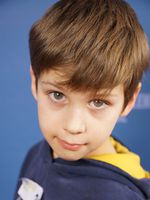 Marc Kaufmann, kid actor, Göttingen