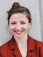 Kinga Schmidt, actor, voice actor, speaker, Berlin