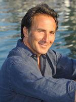 Bruno Maccallini, actor, Rom