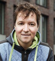 Thomas Tiberius Meikl, actor, speaker, Dortmund