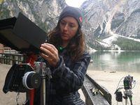 Dunya Hosnofsky, 2nd ac second assistant camera, München