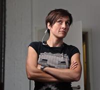 Michaela 'Ela' Kluge, 1st assistant director, Köln