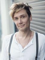 Andreas Bieber, actor, singer, Berlin