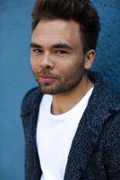 Sascha Werginz, actor, Berlin